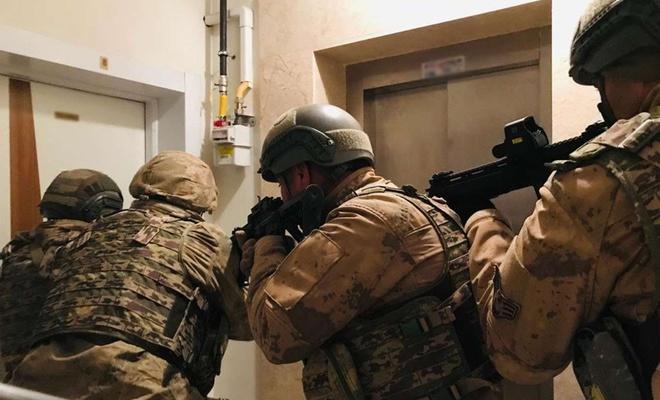 """Diyarbakır merkezli 5 ilde """"Narko-Terör Finans-2"""" operasyonu"""