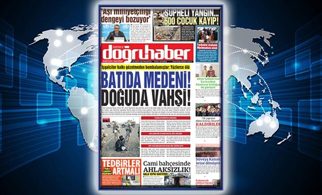 İşgalciler halkı gözetmeden bombalamışlar: Yüzlerce ölü  BATIDA MEDENİ! DOĞUDA VAHŞİ!