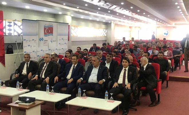 Ağrı'da istihdam seferberliği teşvik toplantısı yapıldı