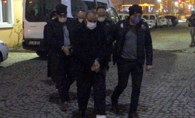 Kastamonu'da DAİŞ operasyonunda yakalanan 3 şüpheli tutuklandı
