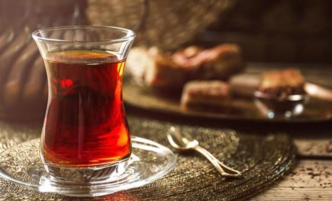 Koronavirüs sürecinde çay tüketimi  arttı