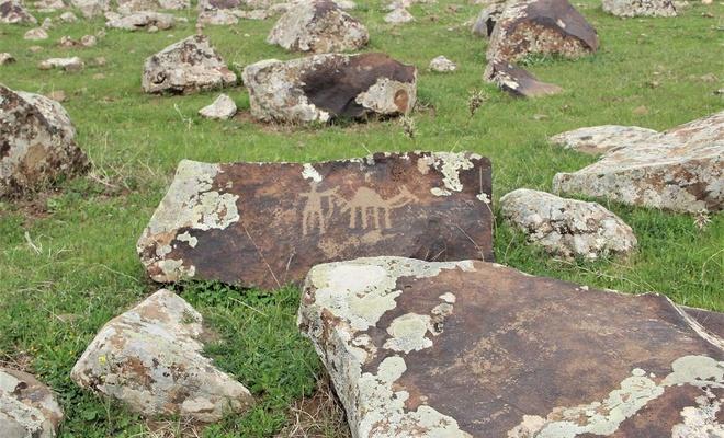 Şırnak'ta Tunç Çağı'na ait izlere rastlandı