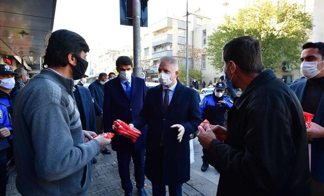 Gaziantep Valisi Gül Covid-19 kurallarına uyulmasını istedi