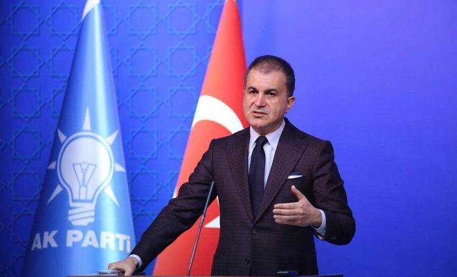 """AK Parti Sözcüsü Ömer Çelik: """"Darbe gecesi FETÖ'nün en büyük hedefi Cumhurbaşkanımızdı"""""""