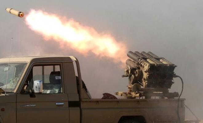 Bağdat'ta ABD askerlerinin bulunduğu üsse füzeli saldırı
