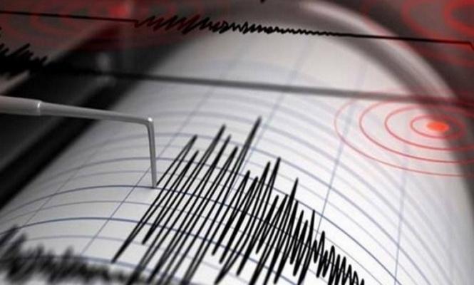 Endonezya yine depremle sarsıldı