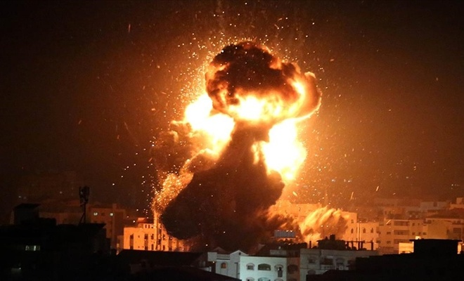 Gazze'de şehit sayısı yükseldi!