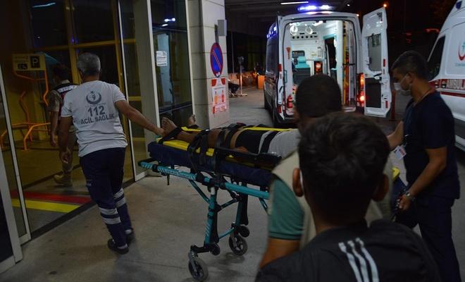 Siirt'te patpat kazası: Biri ağır 4 yaralı