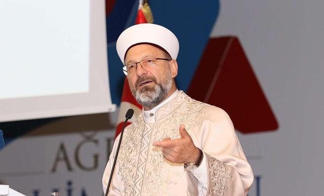 Erbaş, doğru dini bilginin yaygınlaştırılmamasının istismara yol açacağına dikkat çekti