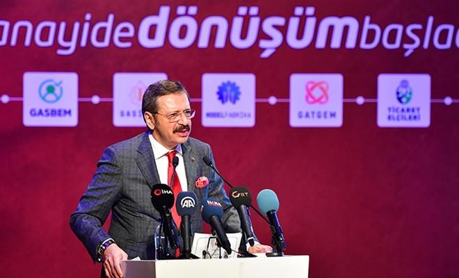 """""""Hedefimiz Türkiye'yi ilk 20'ye sokmaktır"""""""