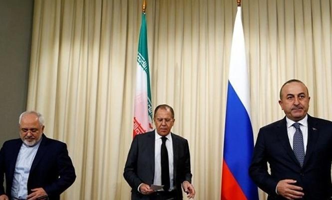 Türkiye, Rusya ve İran arasında kritik zirve