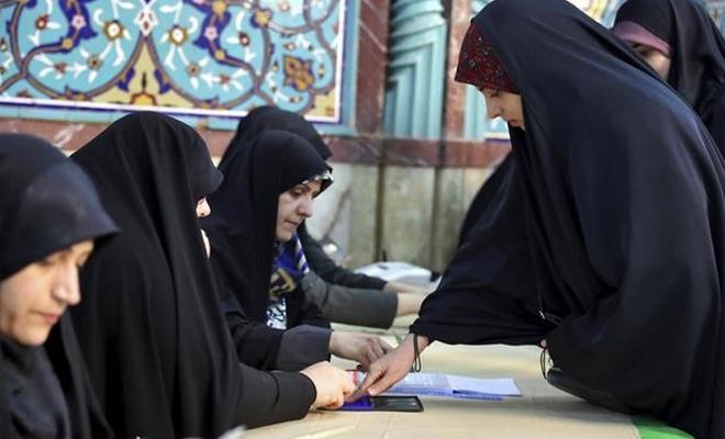 İran'daki seçimlerde son rakamlar açıklandı!