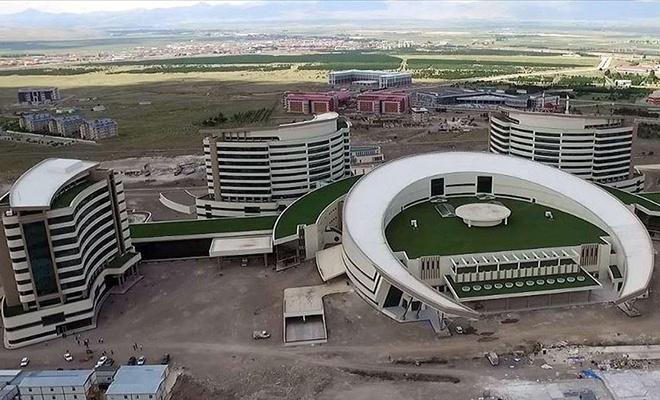 Doğuda bir şehir hastanesi bitmek üzere