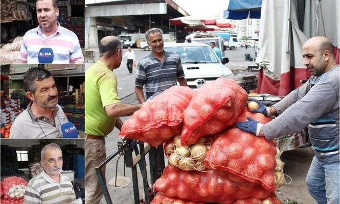 Patates ve soğan fiyatları tavan yaptı