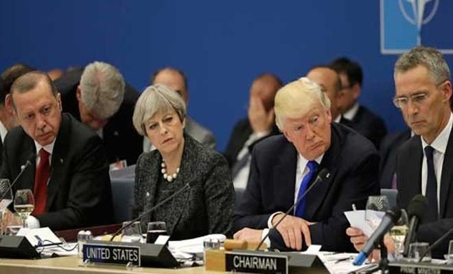 NATO Zirvesi`nde kriz! Toplantı yarıda kesildi