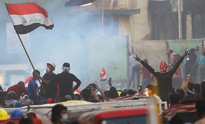 Irak'ta 2019 gösterilerinin öne çıkan aktivisti öldürüldü