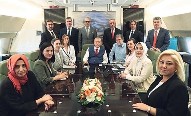 Erdoğan: Bunlara kırgınlık olmayacak da kime olacak?