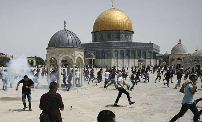 Siyonist işgal rejimi Filistinlilere saldırdı: 3'ü ağır 17 yaralı