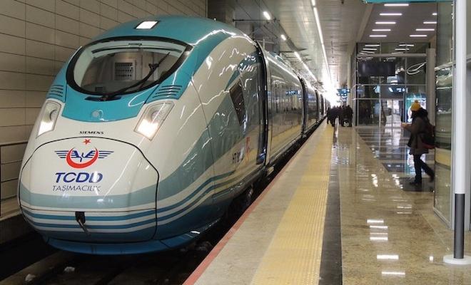 Yüksek Hızlı Tren hattının sefer saatleri değişecek