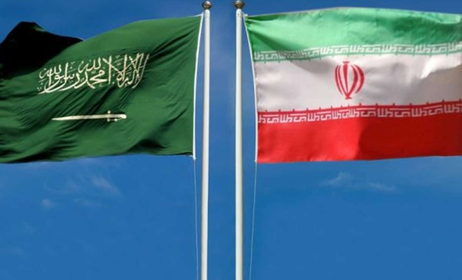 'Suudi Arabistan ile İranlı yetkililer görüştü 'iddiası