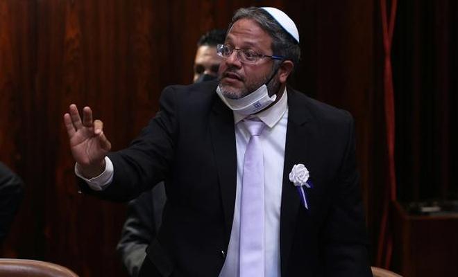 Siyonist çete milletvekilinden skandal çağrı!