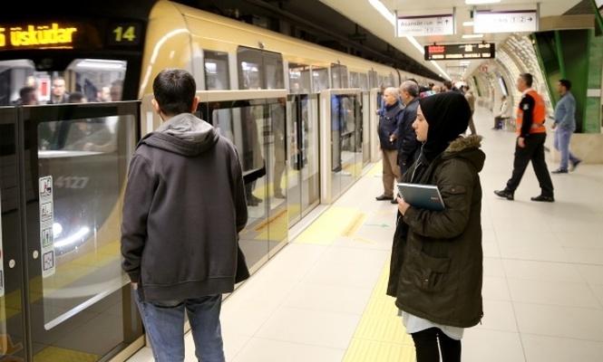 Türkiye`nin ilk sürücüsüz metrosu, Avrupa`nın birincisi seçildi