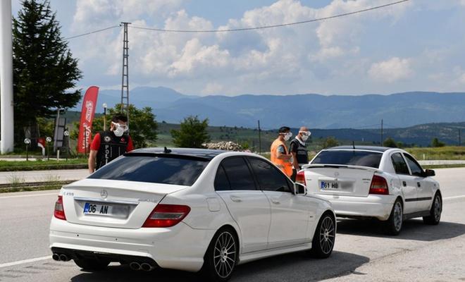Karabük'te 5 bin nüfuslu köy ikinci kez karantinaya alındı
