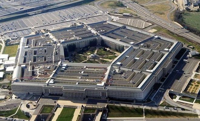 ABD Savunma Bakanlığı binası yakınlarında silah sesleri!