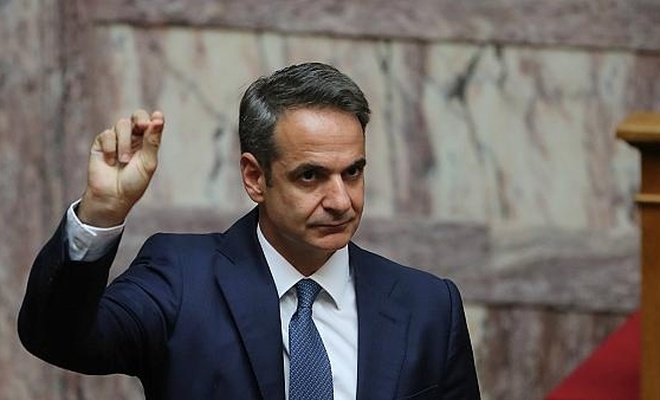 Yunanistan'dan Türkiye'ye Lozan çağrısı