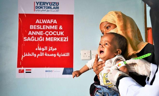 Yeryüzü Doktorları ve Nef Vakfı'ndan Yemen için ortak proje