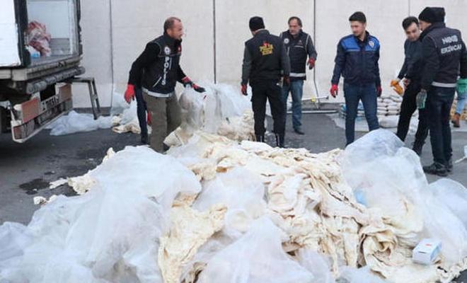 Erzincan`da ele geçirilen 1 tonluk eroinde yeni gelişme!