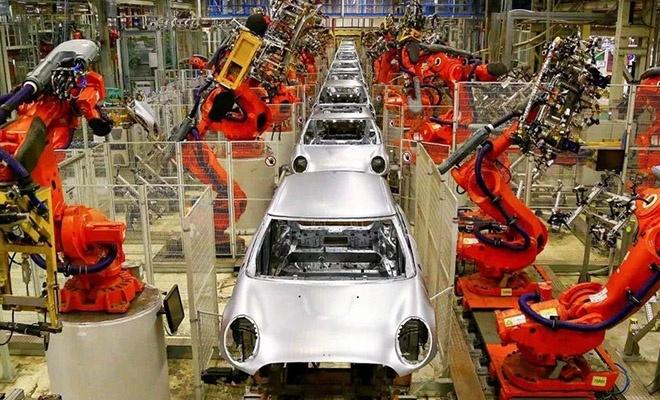 İngiltere'de otomobil sektöründe yatırımlar %70 azaldı!