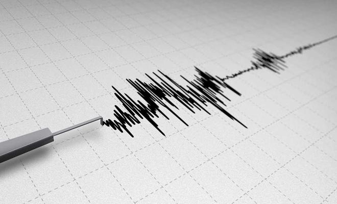 Yalova'da 4 büyüklüğünde deprem