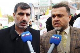 Kürt halkını siyonizmle bir arada göstermeye çalışanlara İstasyon Meydanı cevap veriyor