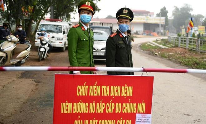 Vietnam'da Son Loi bölgesi Corona virüs nedeniyle karantinaya alındı