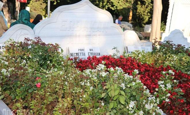 Prof. Dr. Necmettin Erbakan vefatının 10'uncu yılında Ayasofya'da anılacak