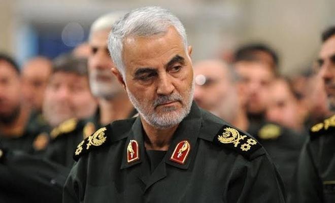 Irak medyasında 'Kasım Süleymani' iddiası