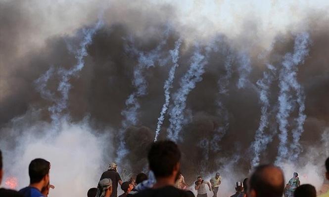 İşgal askerleri bir Filistinliyi şehit etti