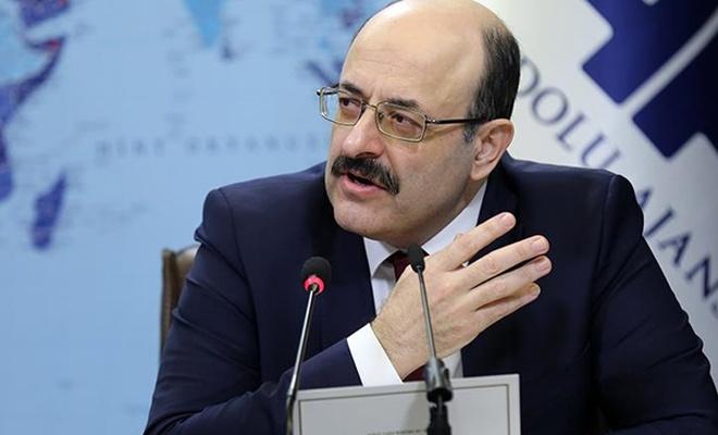 Başkan Saraç yeni rektör atama sistemini yorumladı