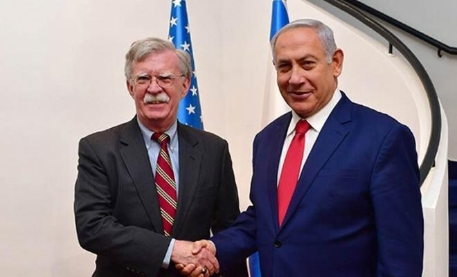 Bolton'ın görevden alınması işgal çetesini endişelendirdi