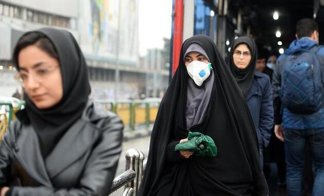 İran'da koronairüs nedeniyle ölü sayısı yükseliyor