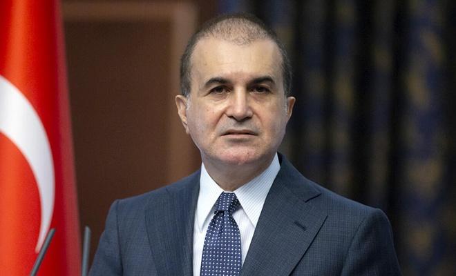 Ömer Çelik'ten, Erdoğan'ı Netanyahu'ya benzeten  Akşener'e tepki!