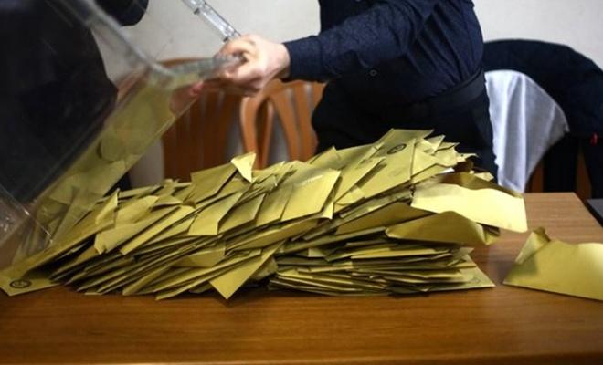 Maltepe'de oy sayımı yeniden başladı!