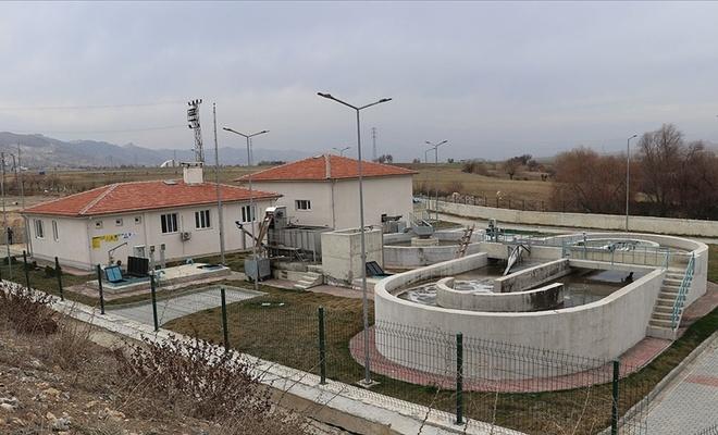 Batman Gerçüş'e atık su arıtma tesisi yapıldı