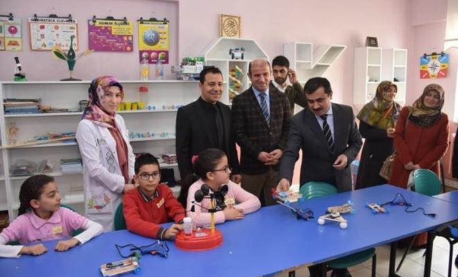STEM projeleri görücüye çıktı