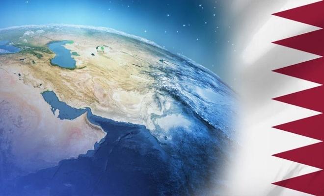 Katar tek vücut kenetlenmiş durumda