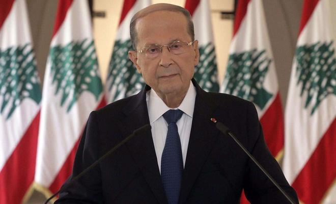 Lübnan Cumhurbaşkanından siyonist işgal rejimine tepki