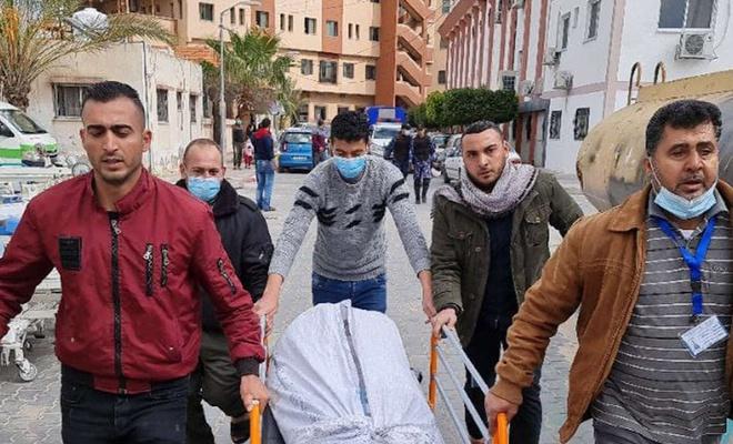 Gazze'de bir teknede patlama: 3 ölü
