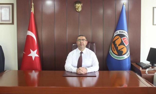 """Şanlıurfa Vakıflar Bölge Müdürü M. Ali Palalı: """"Vakıf şuurunu canlı tutalım"""""""