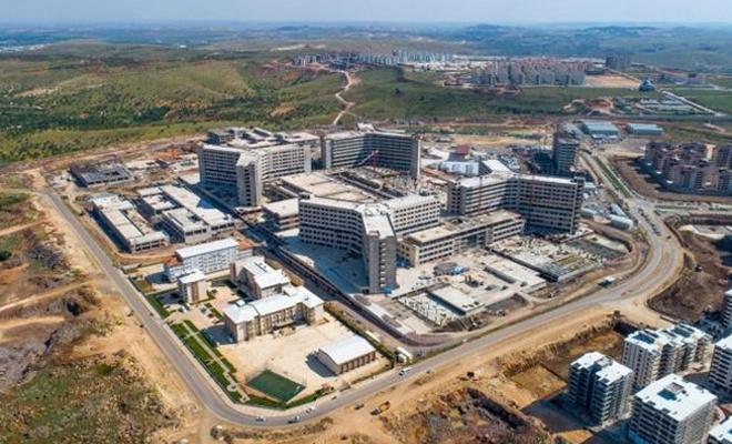 Güneydoğu`nun en büyük şehir hastanesi yapılıyor